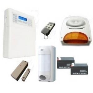 Kit allarme wireless SA08 per esterno - Solo Allarmi ®  Antifurto e Videosorveglianza