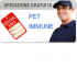 Kit allarme per interno PET IMMUNE